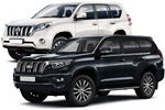 Лампы для Toyota Land Cruiser Prado 150