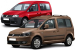 Лампы для Volkswagen Caddy 3 пок. / минивэн