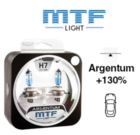 MTF-Light представили лампы Argentum +130%