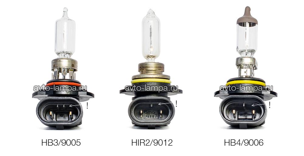 HIR2 HB3 HB4 - Раница