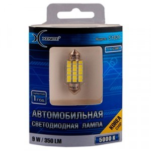 Xenite C5W LED S1820 36 мм