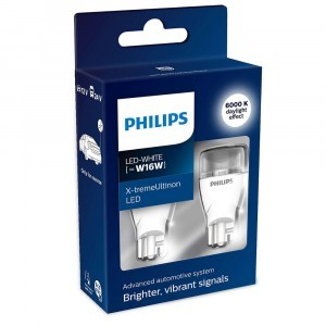 Philips W16W X-tremeUltinon LED gen2