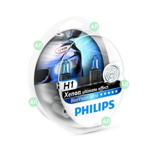 H1 Philips BlueVision Ultra