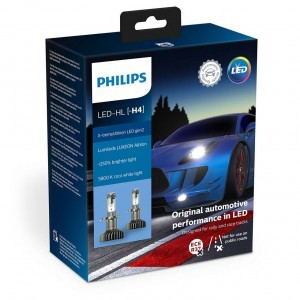 Philips H4 X-tremeUltinon LED gen2