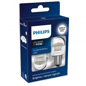 Philips P21W X-tremeUltinon LED gen2 - 11498XUWX2 (хол. белый)
