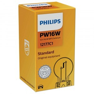 Philips PW16W Standard Vision
