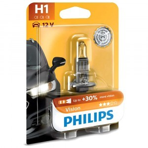 Philips H1 Standard Vision