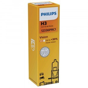 Philips H3 Standard Vision