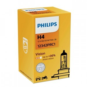 Philips H4 Standard Vision