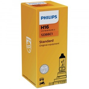 Philips H16 Standard Vision