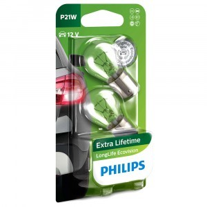 Philips P21W LongLife EcoVision