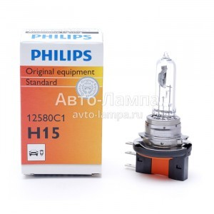 Philips H15 Standard