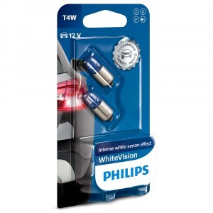 Philips T4W WhiteVision (+60%)