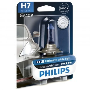 Philips H7 DiamondVision - 12972DVB1 (блистер)