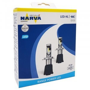 Narva H4 Range Power LED