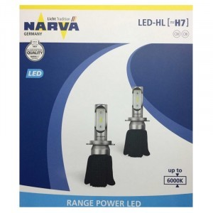 Narva H7 Range Power LED