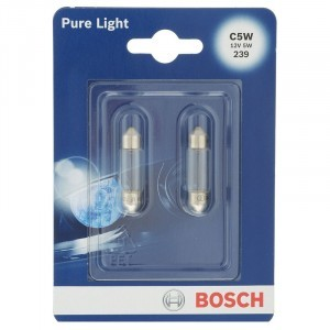 Bosch C5W Pure Light 35 мм