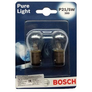 Bosch P21/5W Pure Light