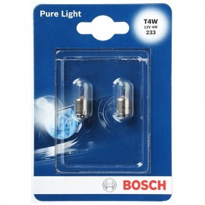 Bosch T4W Pure Light
