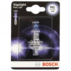 Bosch H1 Gigalight Plus +120%
