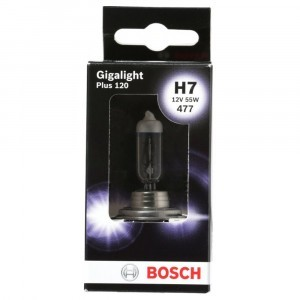Bosch H7 Gigalight Plus 120 - 1 987 301 170 (диз. упак. x1)