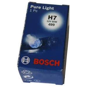 Bosch H7 Pure Light