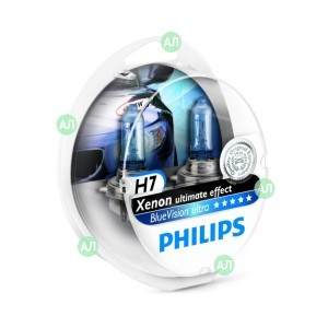 Philips H7 BlueVision Ultra