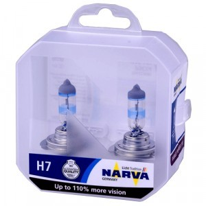 Narva H7 Range Power 110 - 480622100 (пласт. бокс)