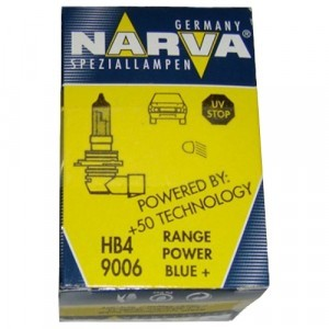 Narva HB4 Range Power Blue+ - 486133000