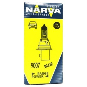 Галогеновая лампа Narva HB5 Range Power Blue+ - 486293000