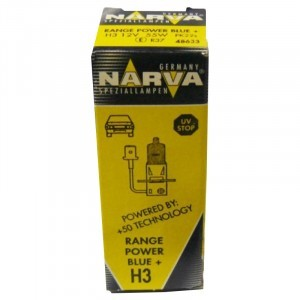 Narva H3 Range Power Blue+ - 486333000