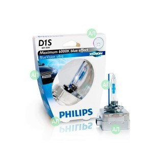 Philips D1S Xenon BlueVision Ultra