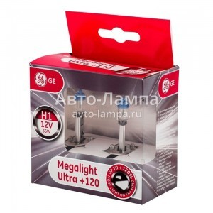 General Electric H1 Megalight Ultra +120%