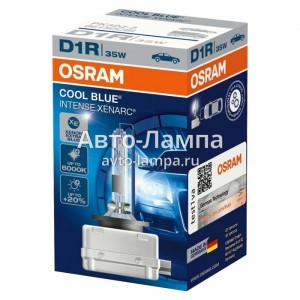 Osram D1R Cool Blue Intense (+20%) - 66150CBI