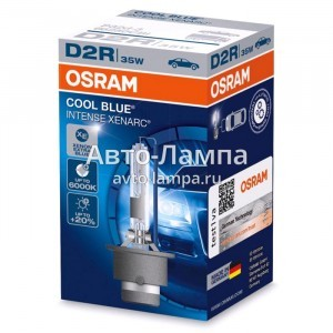 Osram D2R Cool Blue Intense (+20%)
