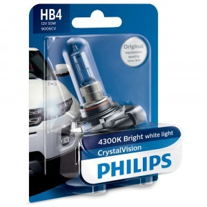 Philips HB4 CrystalVision