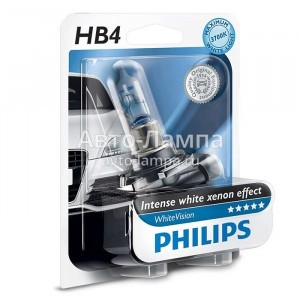 Philips HB4 WhiteVision (+60%)