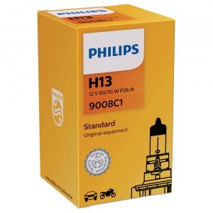 Philips H13 Standard Vision
