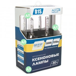 MTF-Light D1S Active Night - AXBD1S (5000K)