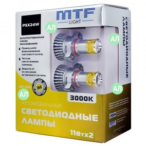 MTF-Light PSX24W LED FOG