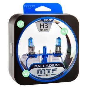 MTF-Light H3 Palladium - HPA1203