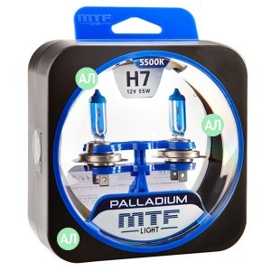 MTF-Light H7 Palladium - HPA1207