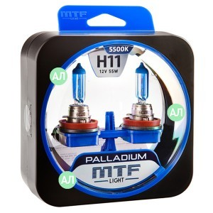 MTF-Light H11 Palladium