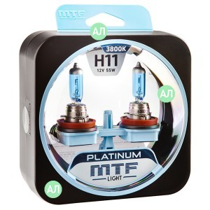 MTF-Light H11 Platinum