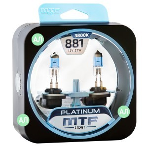 MTF-Light H27/881 Platinum