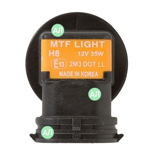 MTF-Light H8 Vanadium