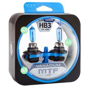 MTF-Light HB3 Vanadium - HVN12B3