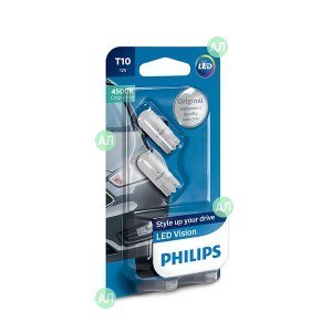 W5W Philips Vision LED 4500K