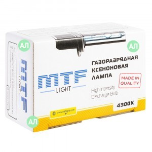 MTF-Light HB4 с колбой Philips