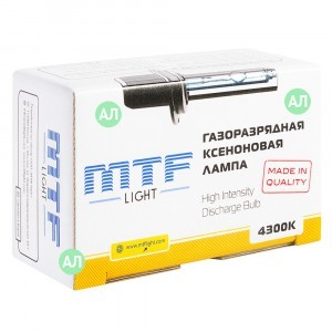 MTF-Light H11 с колбой Philips